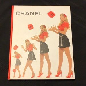 Vintage 1995 CHANEL Boutique Lookbook Hardcover